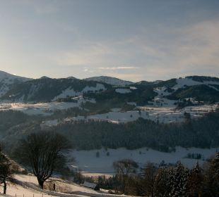 Panorama Berghof am Paradies