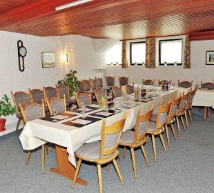 Aufenthaltsraum mit Getränken Hotel Trifthof