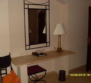 Ablage Schlafzimmer