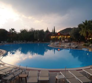Вечер NOA Hotels Club Sun City