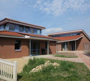 Wohnhäuser  DJH Jugendherberge Alfsee