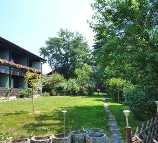 Garten Pension Haus Hochstein