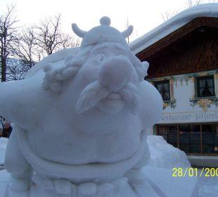 Schneefest in Seefeld Hotel Karwendelhof