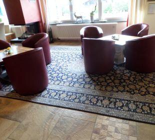 Hotellobby Hotel Katschberghof