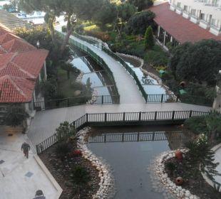 Gartenanlage Bellis Deluxe Hotel