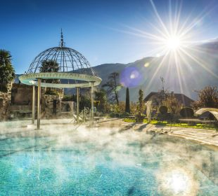 Outdoor -Pool DolceVita Hotel Preidlhof