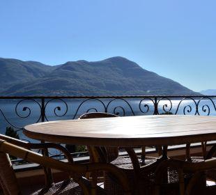 Balkon Juniorsuiten Superior  Sunstar Boutique Hotel Villa Caesar
