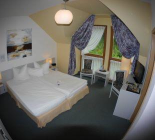 Doppelzimmer Komfort AKZENT Berghotel Rosstrappe