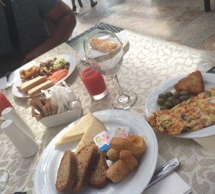 Frühstück Gardenside beim Italiener Now Larimar Punta Cana