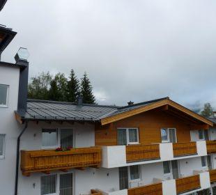 Neu angebauter Teil Hotel Vier Jahreszeiten