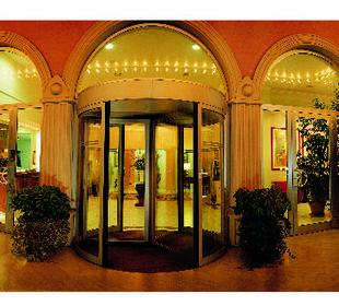 Entrata Hotel De La Paix