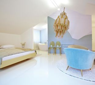Penthouse Thermae mit privatem Whirlpool Boutique & Design Hotel ImperialArt