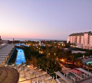 Noch ein Blick vom Balkon Hotel Delphin Imperial