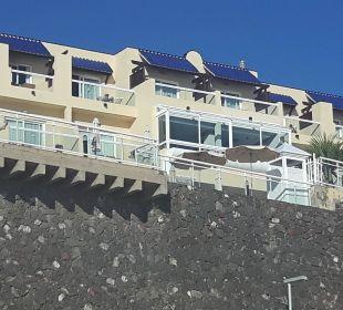 Hotel von der Promenade aus Hotel XQ El Palacete