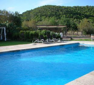Großer Pool Finca Son Esteve