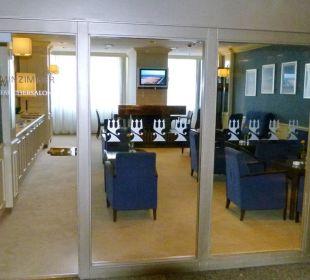 Das Kaminzimmer Hotel Neptun