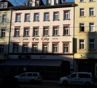 Außen Hotel Via City