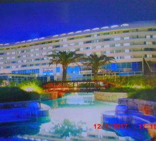 Außenansicht Hotel Concorde De Luxe Resort
