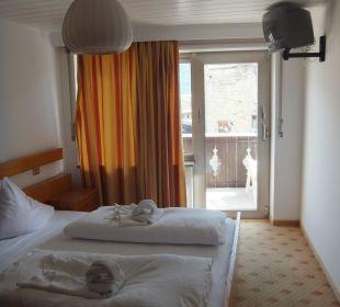 Doppelzimmer Hotel Schwarzer Widder