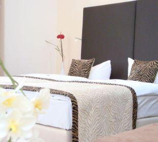 Doppelzimmer in Hotel MERKUR Hotel Merkur