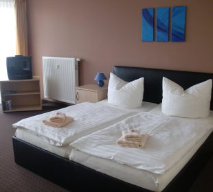 Doppelzimmer Hotel Am Heidepark