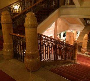 Stiegenhaus Hotel Sacher