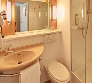Badezimmer Hotel Ibis Koblenz City