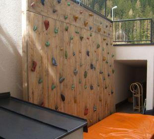 Kletterwand The Hotel
