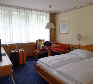 Doppelzimmer  Mercure Hotel Garmisch Partenkirchen