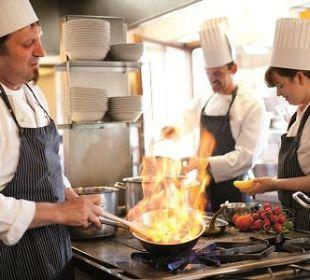 Küche Hotel Engel Kohler