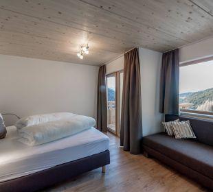 Doppelzimmer Edelweiß Berghotel Marlstein