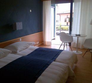 Schönes, geräumiges und luftiges Hotelzimmer La Barca Blu  Hotel