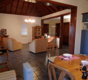 Übergang Küche zu Wohnen Villen Los Lomos
