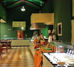 Im Restaurant Hotel Quinta Avenida Habana