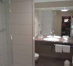 Badezimmer Ringhotel Roggenland