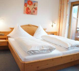 Doppelzimmer Romantik Pension Alpina