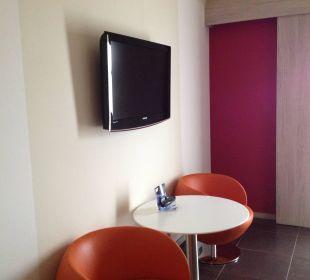 Doppelzimmer TV Jazz Hotel
