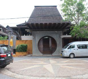 Eingang Hotel Mai Samui Beach Resort & Spa