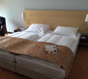 Zimmer Hotel Dorint an der Messe Köln