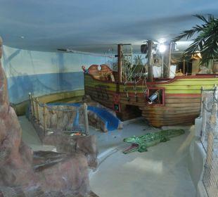Piratenland für kleine Kids Leading Family Hotel & Resort Alpenrose