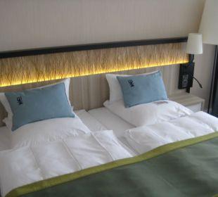 Doppelbett Hotel Neptun