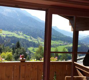 Balkon DZ Fürst 3. OG Hotel Alpenschlössl