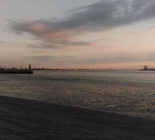 Ausblick Atlantic Hotel Sail City
