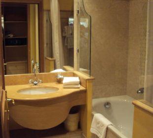 Badezimmer Palace-Hotel