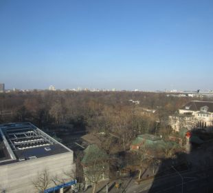 Blick über den Zoo Hotel Palace Berlin