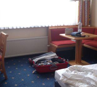 Blick ins Zimmer Mercure Hotel Garmisch Partenkirchen