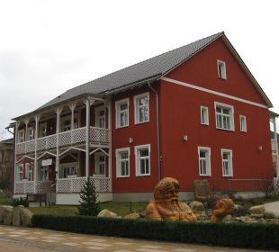 Rezeption Hotelpark Bodetal