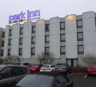 Von außen Park Inn by Radisson Hamburg Nord