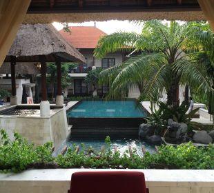 Der Zweite Pool Hotel Griya Santrian