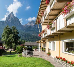 Außenansicht Parc Hotel Florian